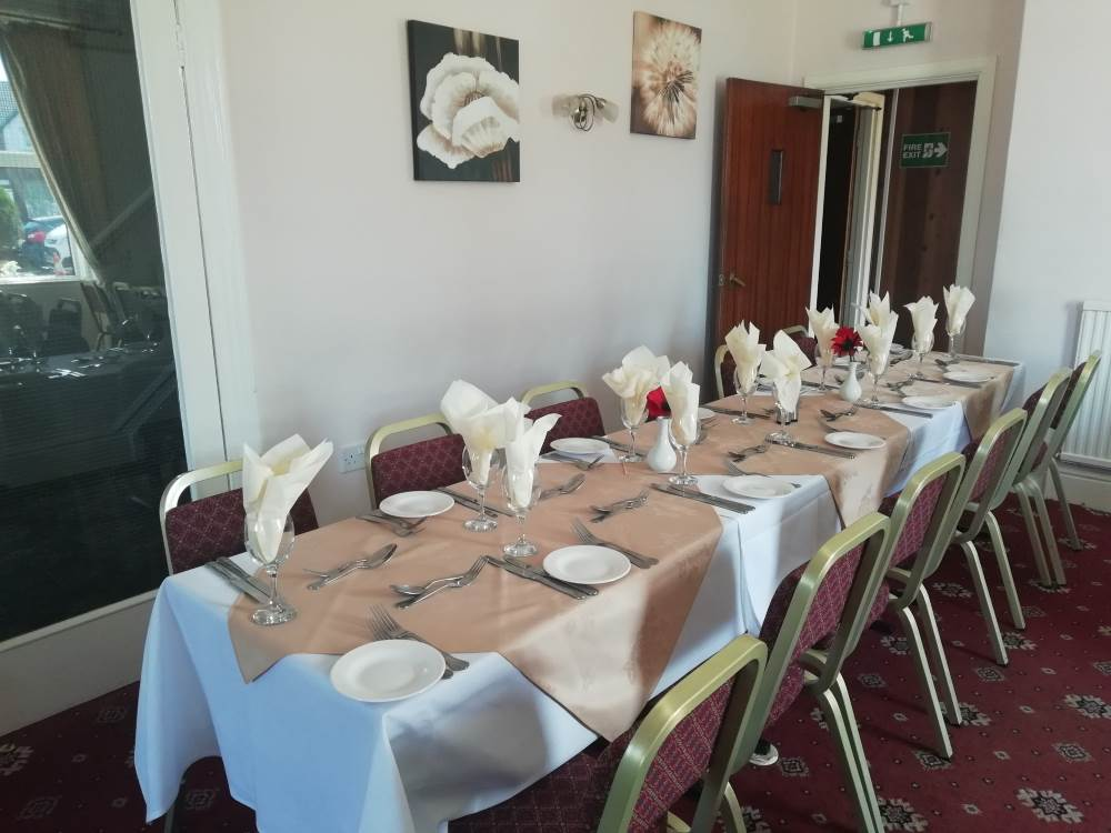 Function room for hire in Carlisle from Vallum House Hotel